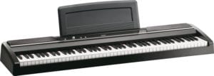 Korg SP170s 88-Key Digital Piano, Black