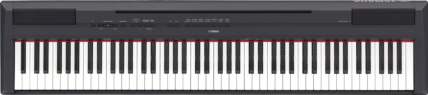 Yamaha P115B Digital Piano