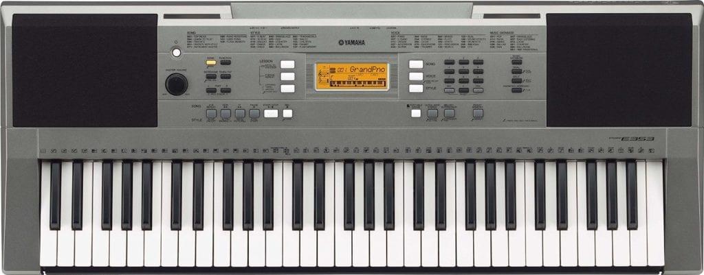 Yamaha PSR-E353 review