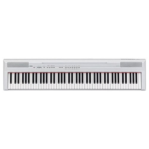 Yamaha P Series P105WH 88-Key Digital Piano