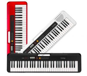 Casio Casiotone CT-S200BK Portable Keyboard