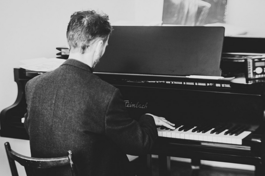 Choosing Music to Play on Piano