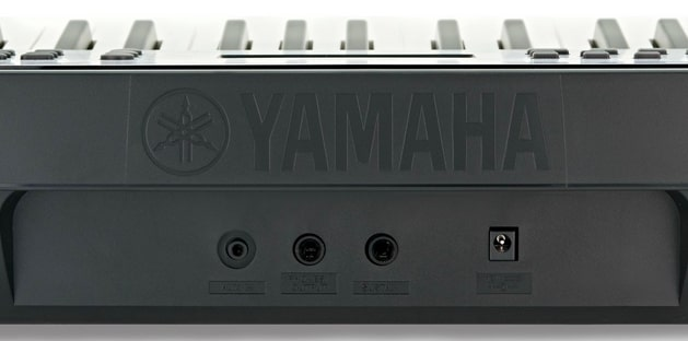 Connectivity features of Yamaha YPT-260