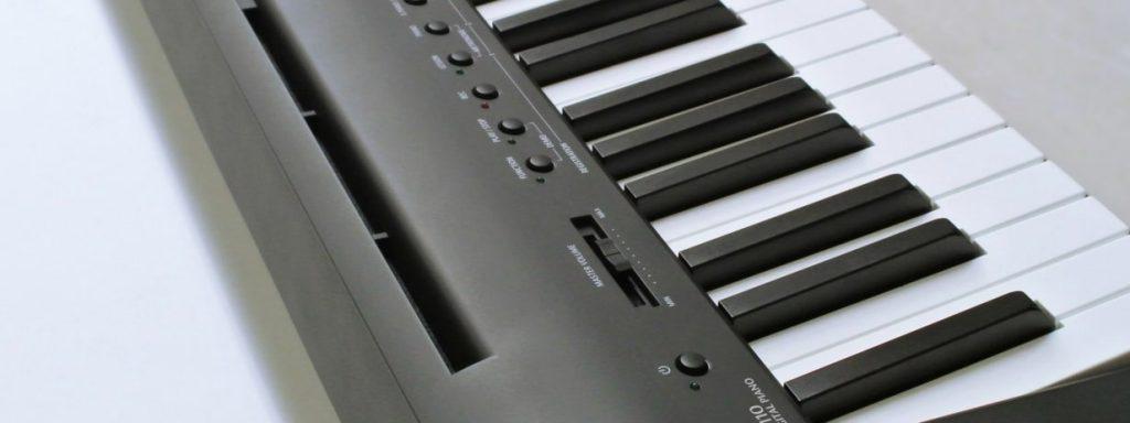 Controls of Kawai ES110