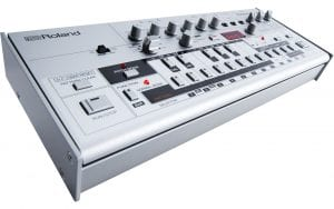 Design and Features of Roland TB-03 Bassline Boutique Synthesizer