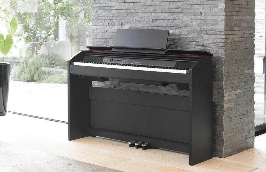 Design of Casio PX-860