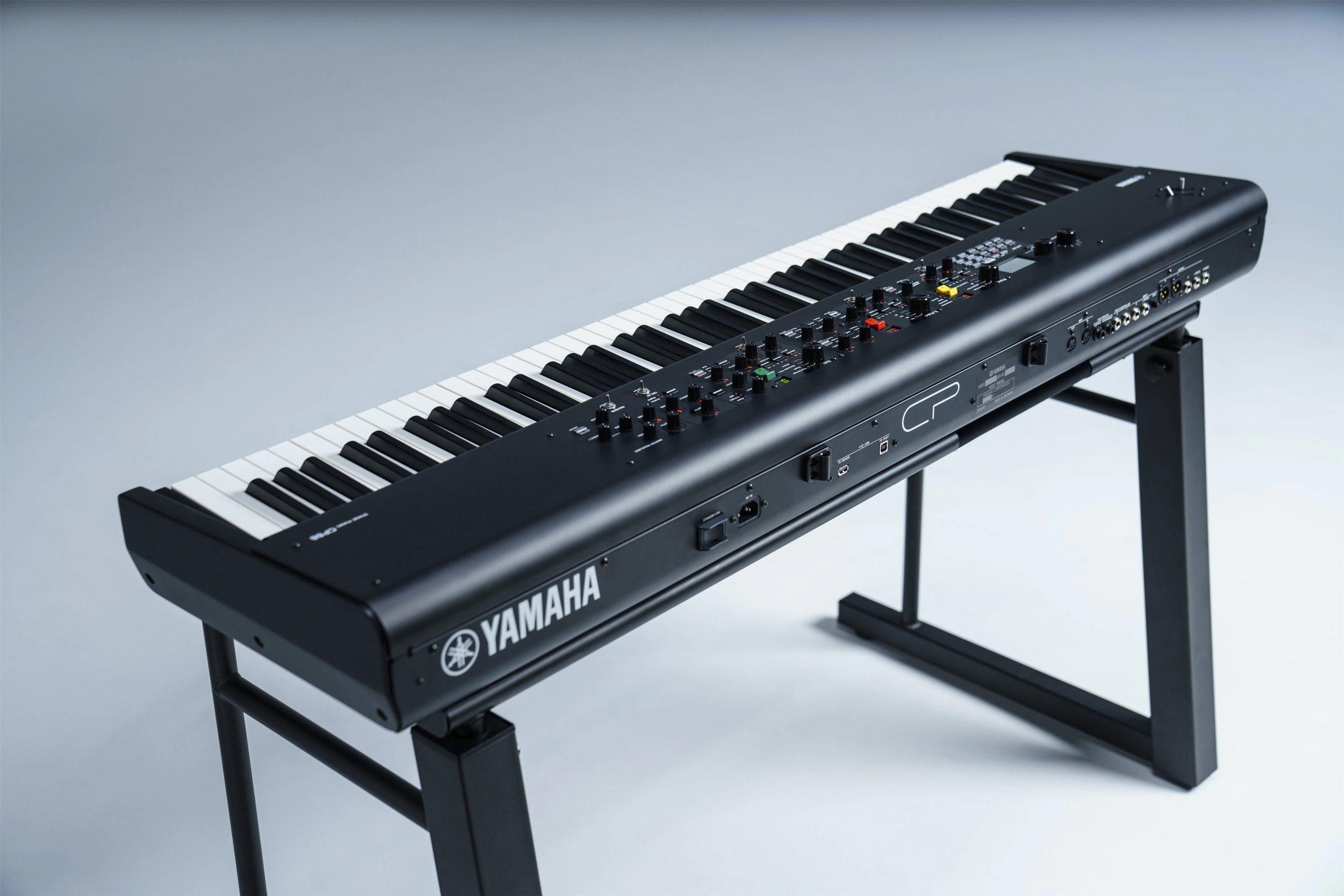Design of Yamaha CP88