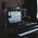 Digital Piano Connected with Laptop, Desktop and other External Devices