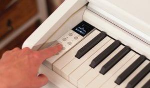 Features Kawai CA49 Piano