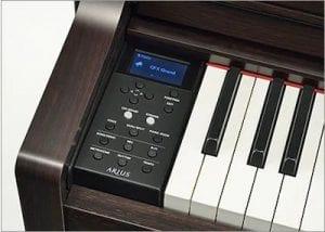 Features of Yamaha Arius YDP-184