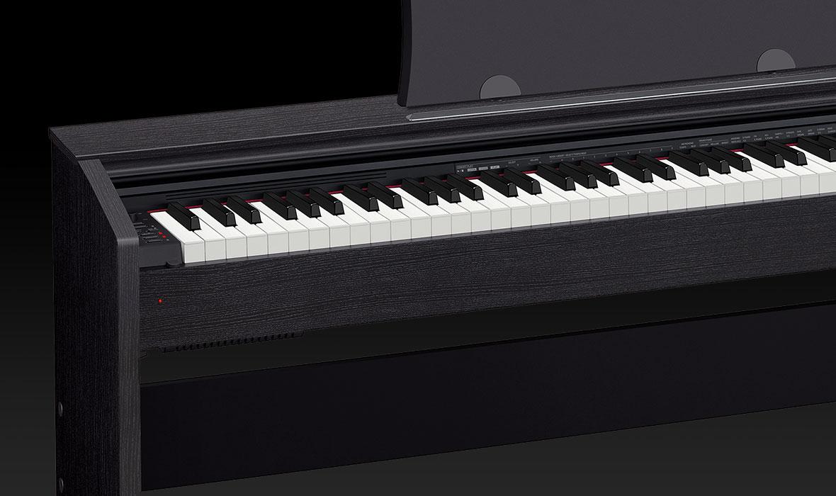 Keys of Casio PX-770