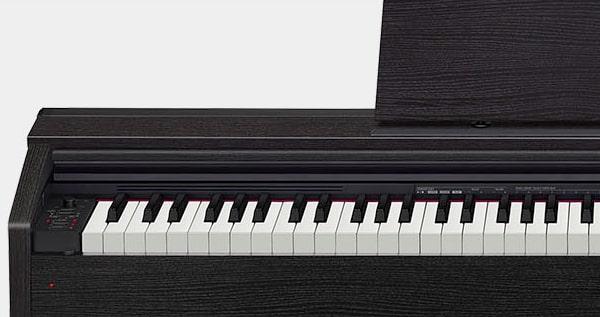 Keys of Casio PX-870