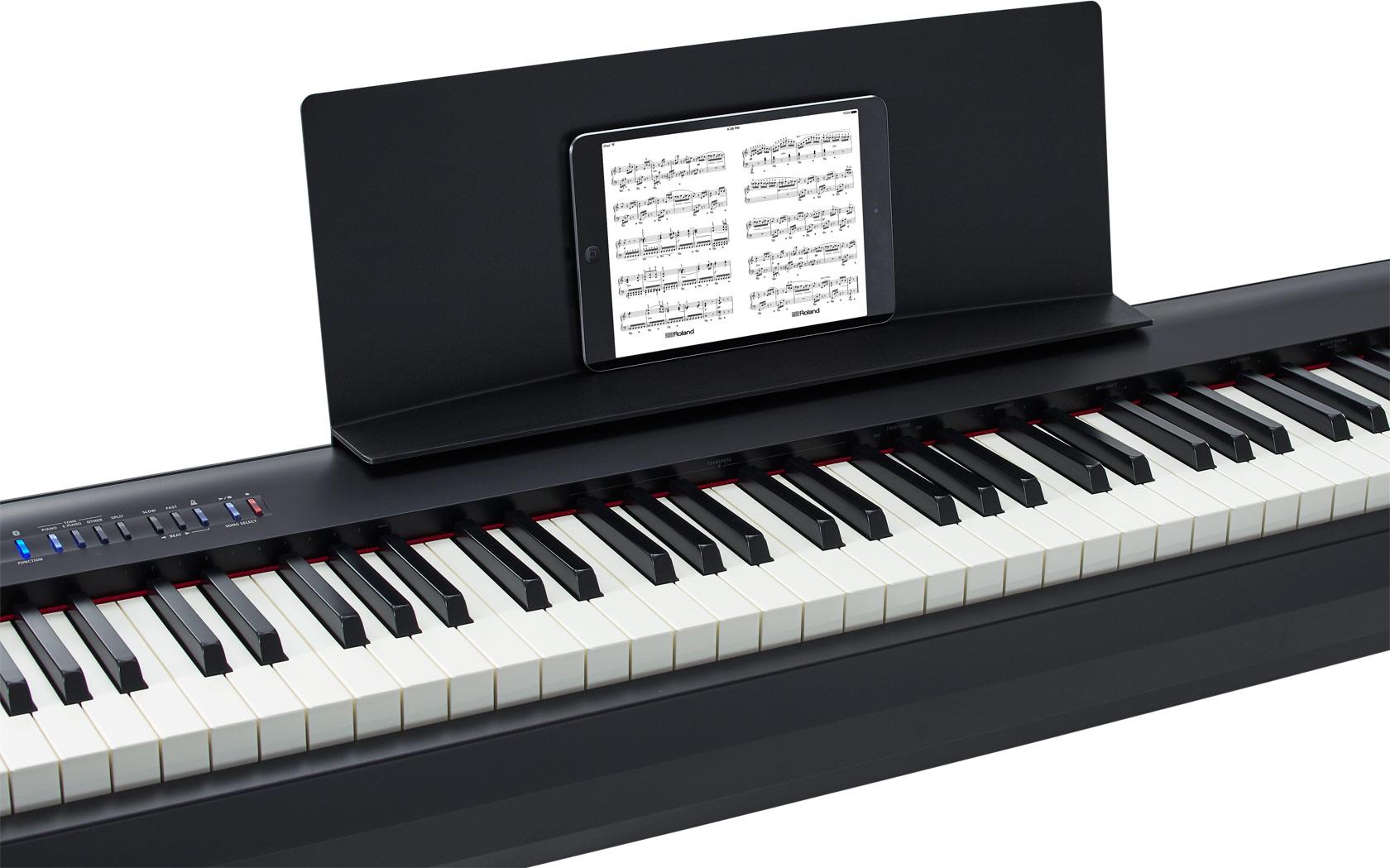 Keys of Roland FP-30
