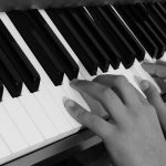 Play Piano with Both Hands