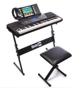 RockJam RJ561 61-key Keyboard Piano