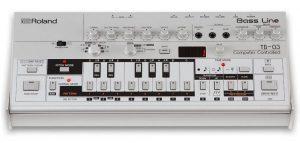 Roland TB-03 Bassline Boutique Synthesizer