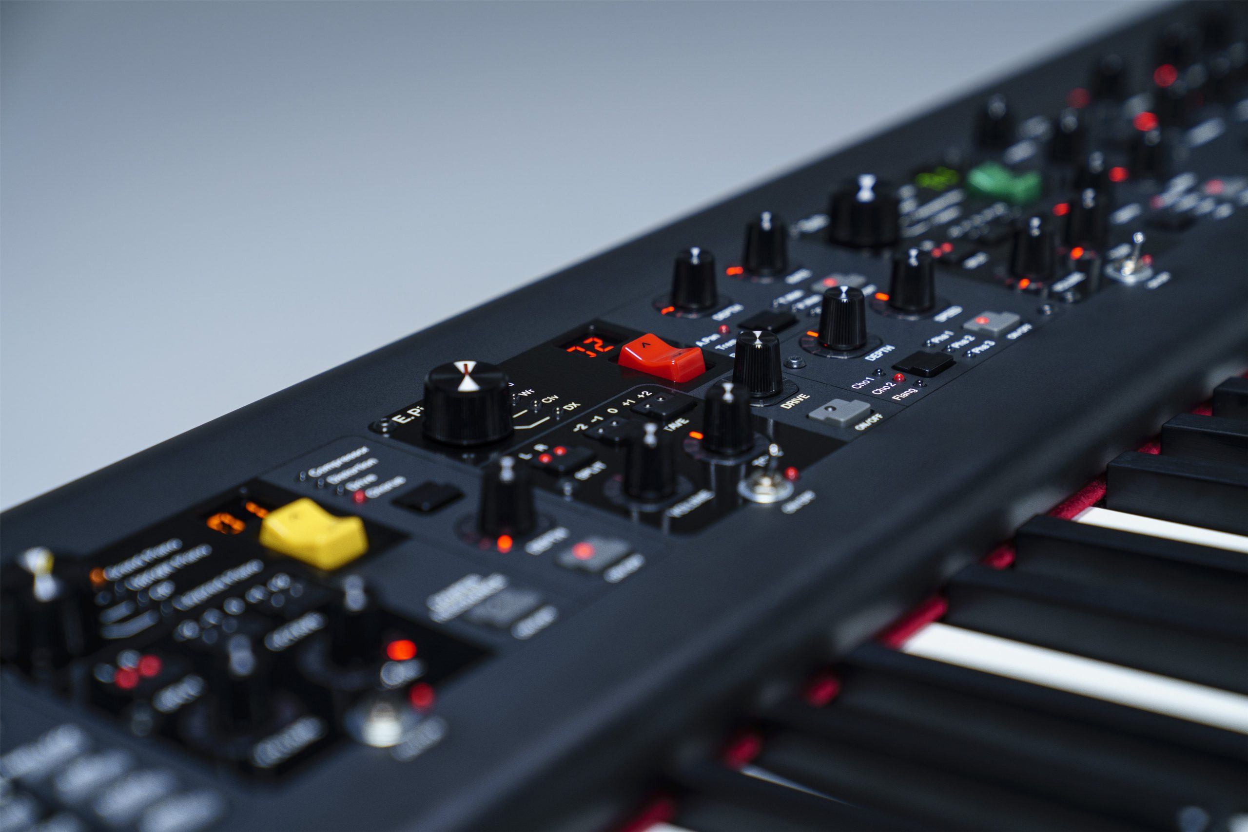 Sound Effects of Yamaha CP88