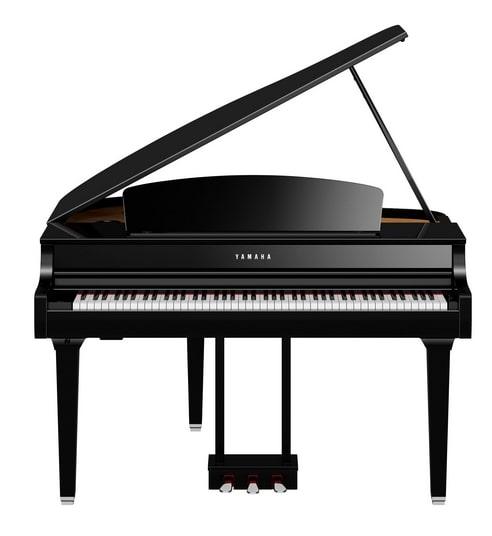 Yamaha Clavinova CLP-795GP in Black Color