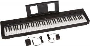 Yamaha P71 Digital Piano