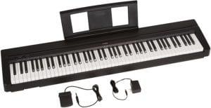 Yamaha P71 Weighted Digital Piano