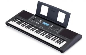 Yamaha PSRE373 Portable Keyboard