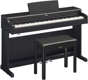 Yamaha YDP164B Arius Digital Piano